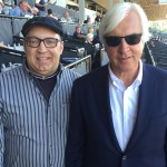 Trainer Bob Baffert